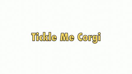 Tickle Me Corgi