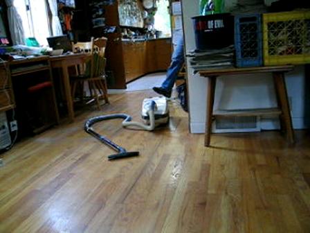 Dawgs:  7     Vacuum:  0
