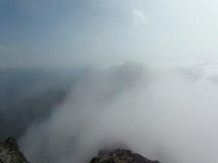 Fortress Mt. summit
