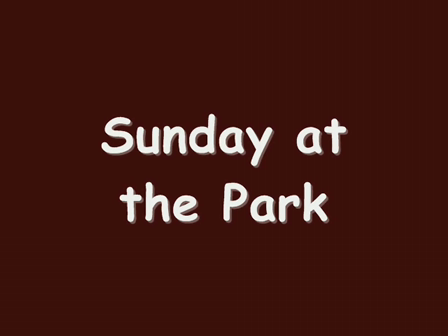 Sunday at the Park