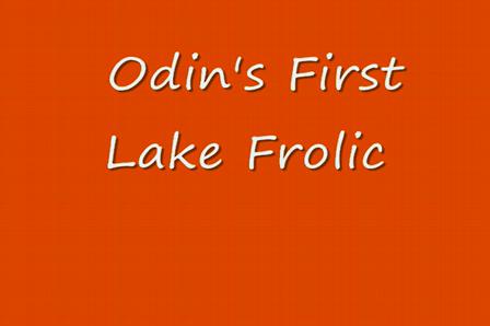 Odin's First Lake Frolic