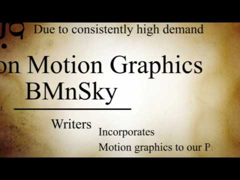 BMNsky Writers Inc.
