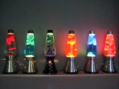 Century Lava Lamp Timelapse