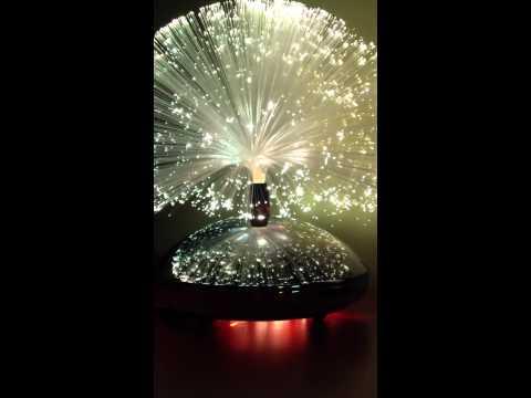 Fantasia Fiber Optic Lamp - Galaxy