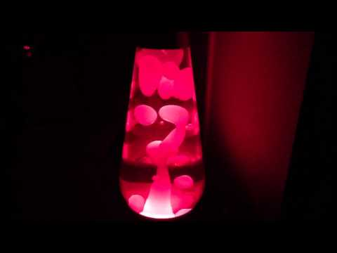 Kelly's Colossus Lava Lamp