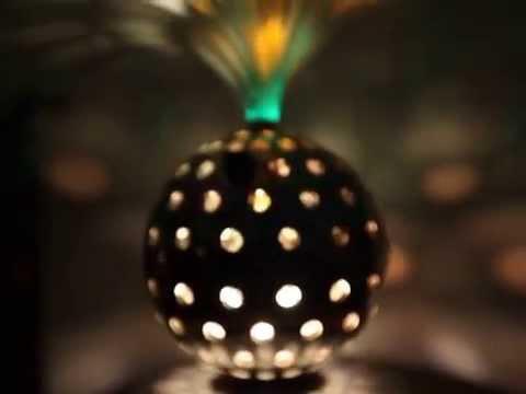 Alien Lamp Environment