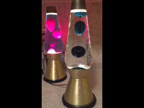 Deep Turquoise Century Lava Lamp