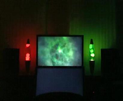 Study Light Show