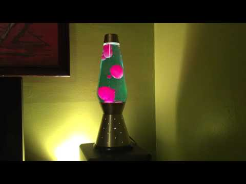 Restored 1972 Century Lava Lamp