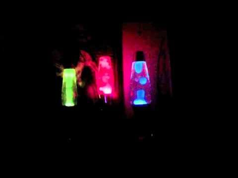 MATHMOS LAVA LAMPS