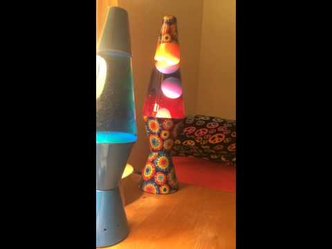 Fireworks Lava Lamp Time-lapse