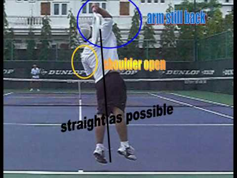 How to Improve your Serve with more HEIGHT