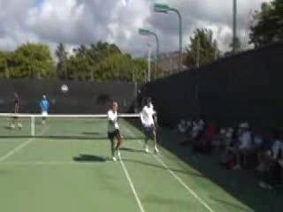 Cardio Tennis Drill - Keep Moving!