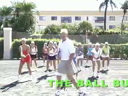 Cliff Drysdale Ladies Retreat-The Best Week in Tennis