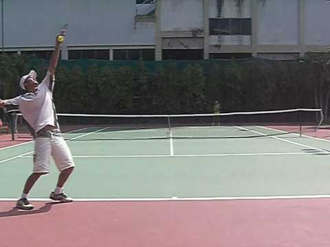Singles School:  How to Serve and Volley in 8 Simple Steps