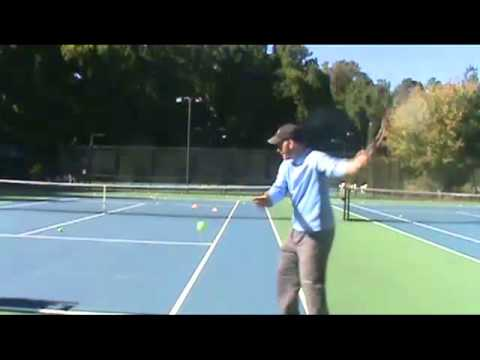 Beginner Tennis Lessons: How to control your Forehand