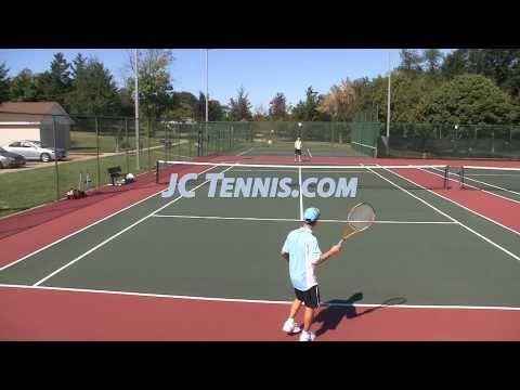 JC Tennis Warmup 1080p