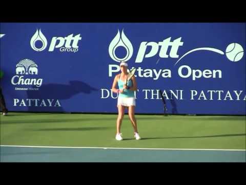 Preview of www.thaitennisvideo.com WTA Pattaya