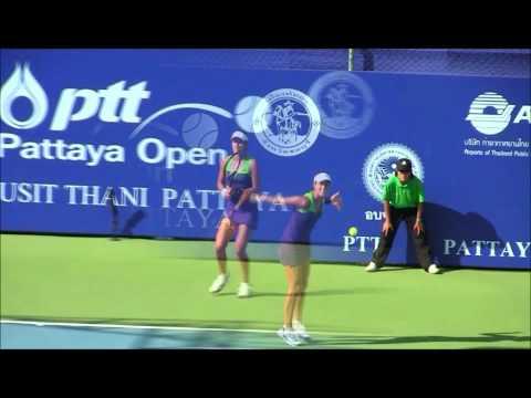 Ana Ivanovic Slomo forehand and backhand