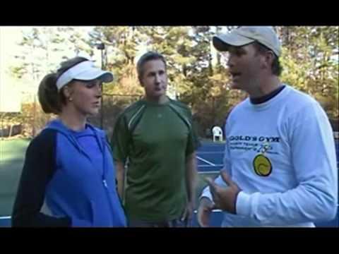 Beginner Tennis Lessons: Ball Control