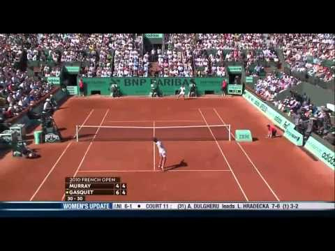 richard gasquet one handed backhand
