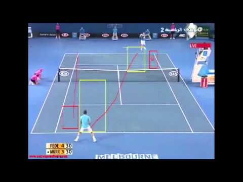 2011 Australian Open Day 1: Match Analysis of Federer vs Murray 2010 Australian Open Highlight