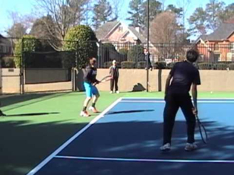 Tennis Lessons by CoachVtennis.com : Forehands