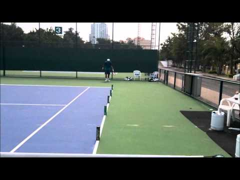 so you want to be a tennis pro  speedwork 1