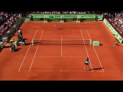 MARION BARTOLI VS SCHIAVONE - ROLLAND GARROS 2011 | FULL HIGHLIGHTS | OFFICIAL HD