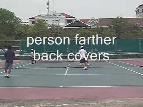 Textbook Tennis:  TExtbook LOB