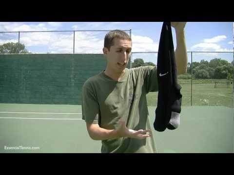Tennis Serve Rhythm and Smoothness Drill