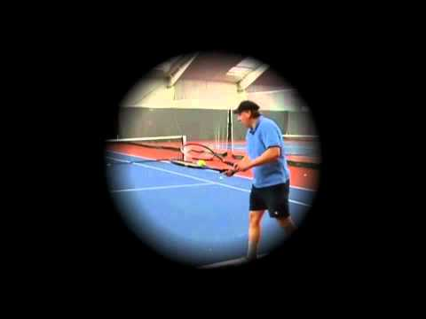 Power Serve (Two-racket Style)