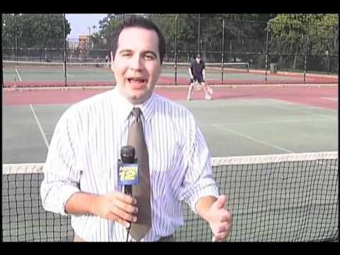Two-racket Tennis (Bronx, NY)