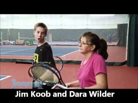 Two-Racket Tennis Returns!