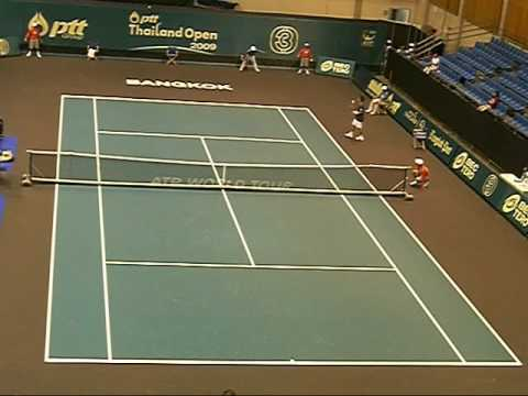 Tennis Tactics Singles School:  How to Play Singles--Rule 5 Net Play