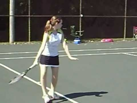 Tennis - Buggy Whip - Advanced Jr Player - Street Tennis - Haley Street, 11 yrs old