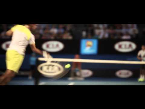 Mini Movie: Tomic v Mayer - Australian Open 2013