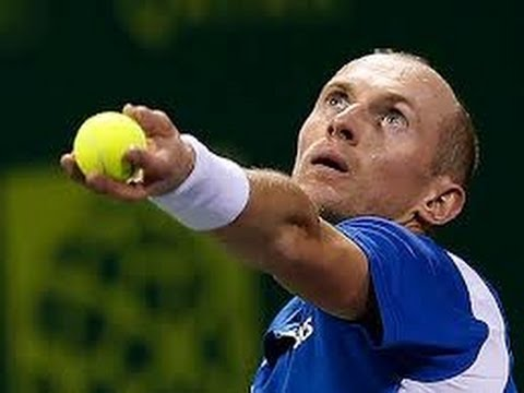 Davydenko vs Ferrer | Highlights | Qatar Open 2013