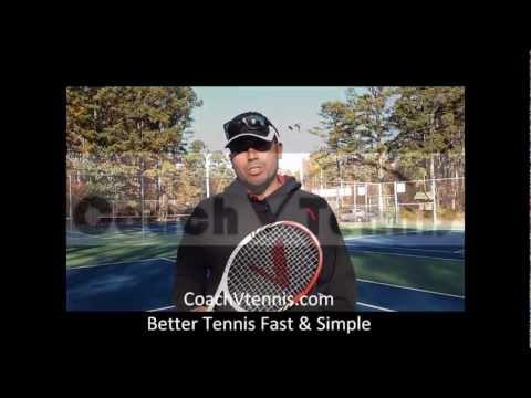 Core Basic Tennis Skills Part 2 Forehand