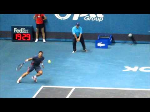 How to Hit the Pro Forehand Slice Recovery