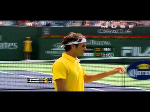 Roger Federer - Gods Never Die
