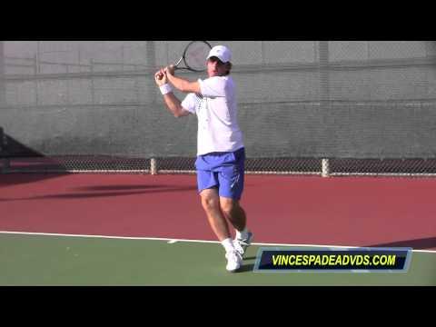 "ATP Pro Vince Spadea's ""Play Tennis Like A Pro"" 6 DVD Instructional Series!"