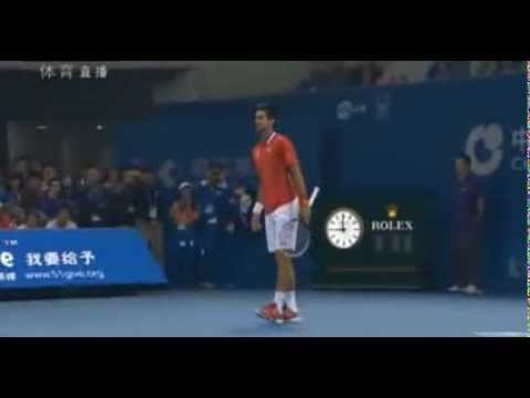 Djokovic v Na Li | China Open Exhibition Match 2013