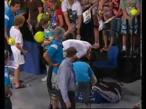 Fans hurt Novak Djokovic in Hopman Cup Australia