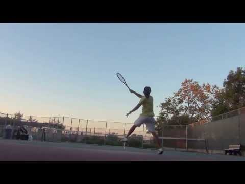 Prapong forehand based on Djokovic index knuckle version #27