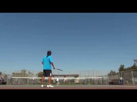 Prapong forehand based on Djokovic thumb version #5