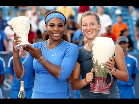 Azarenka vs Serena Williams Cincinnati 2013 (FINAL)