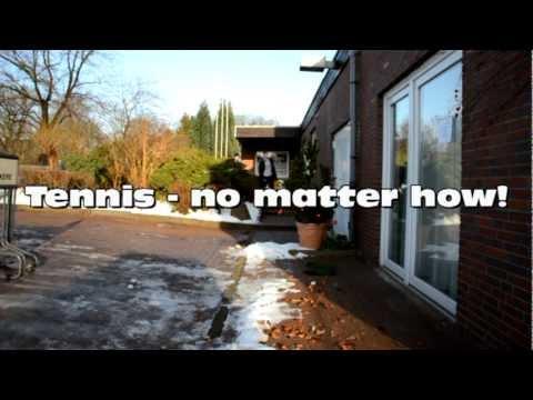 (Tennis - no matter how!) - Tennis Tricks by ★ Tennis The Next Level ★