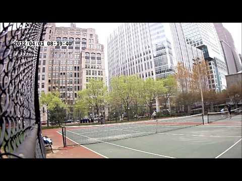 park volleys