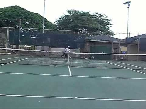 How to Serve and Volley in honor of wimbledon